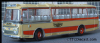 CORGI 42405 AEC Reliance 6U3ZR / Plaxton Panorama Yelloway Motor Services - PRE OWNED